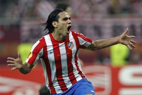 Мадридский «Атлетико» победил в Лиге Европы