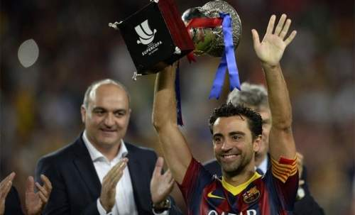 Enjoy the best images from the final of the Spanish Super Cup