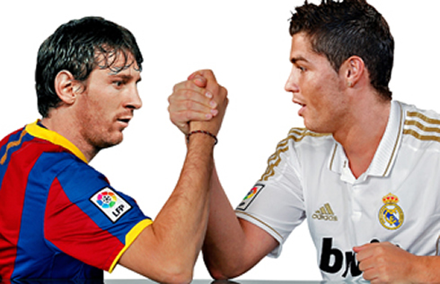 Cristiano Ronaldo Vs Messi Stats 2011
